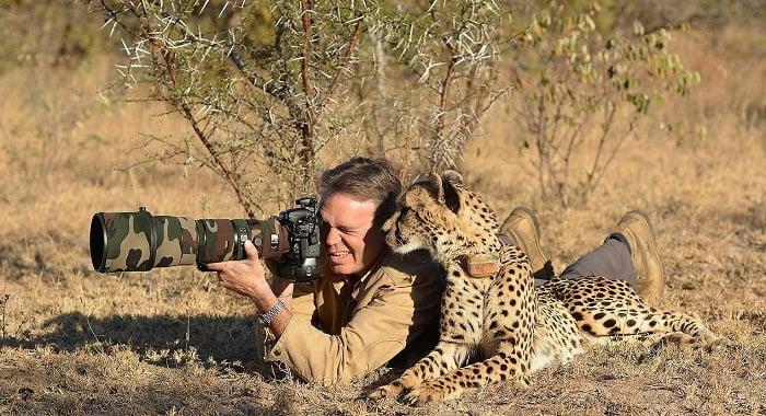 Vahşi Yaşam Fotoğrafçısı