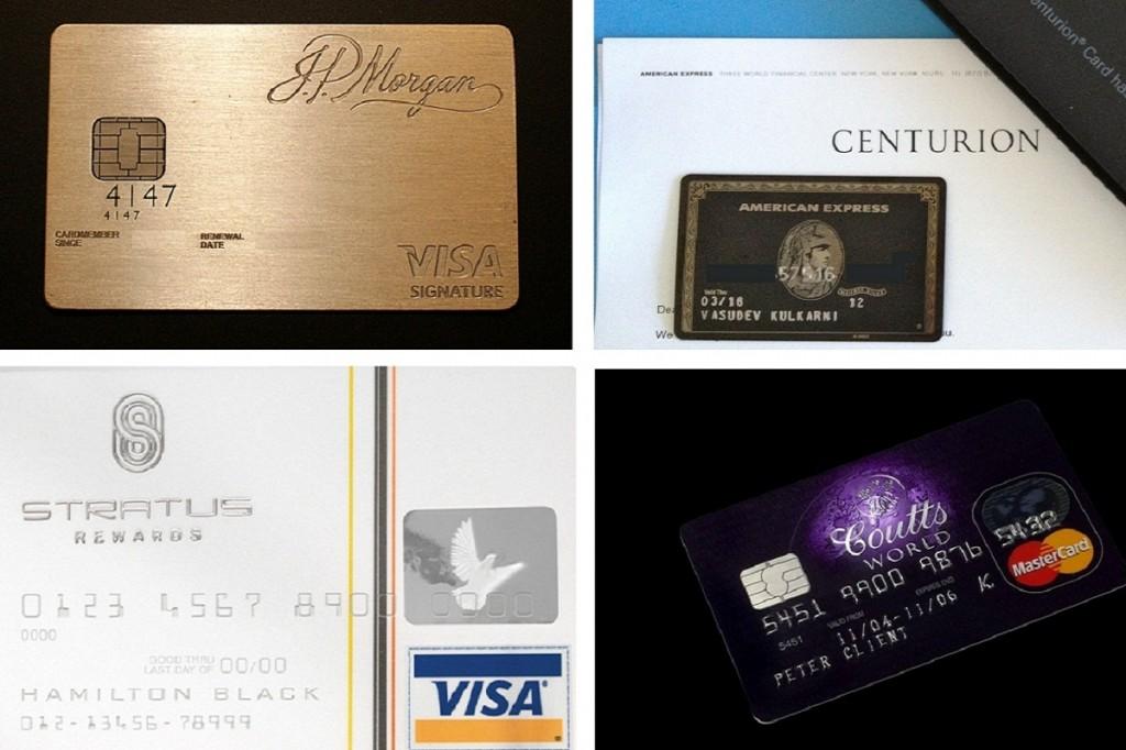 Dünyanın En Seçkin 10 Kredi Kartı