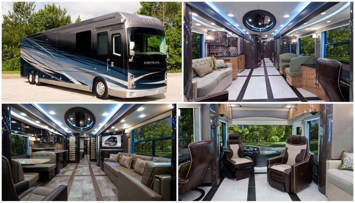 2015 Foretravel IH-45 Luxury Motor Coach