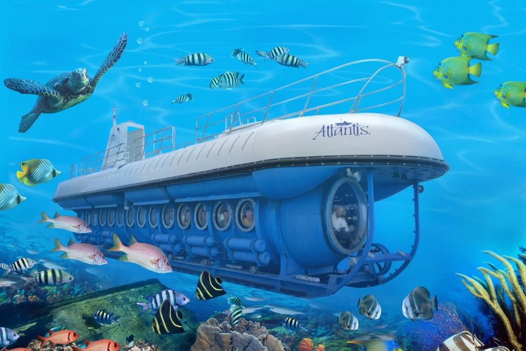 Dünyanın En Pahalı 10 Lüks Denizaltısı