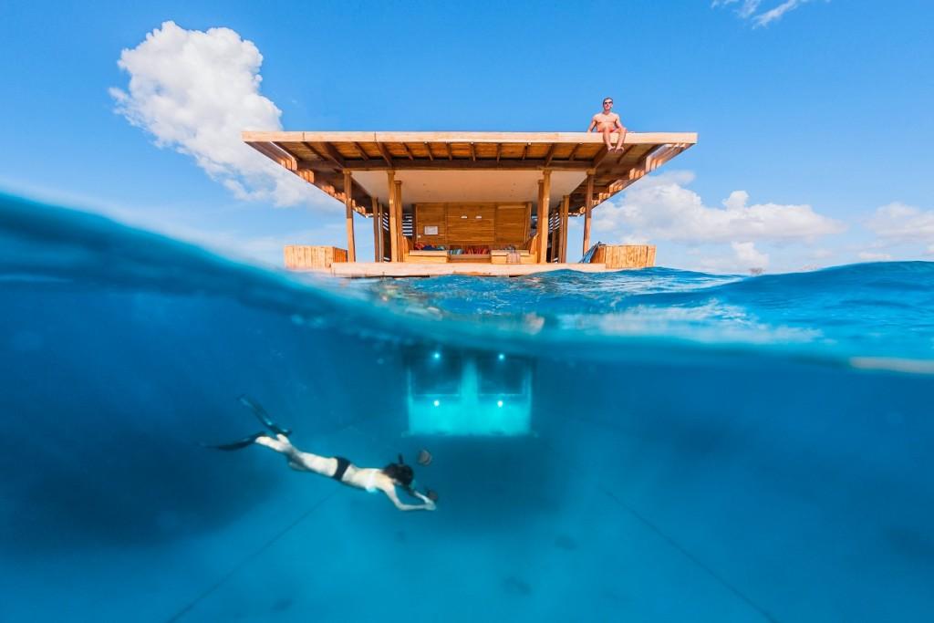 Dünyanın En Pahalı Yüzen 10 Oteli