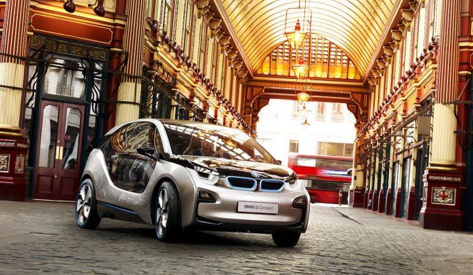 BMW i3 Fotoğrafları ve Detaylı İnceleme