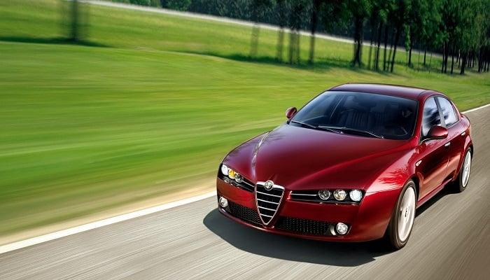 2007 Model Alfa Romeo 159