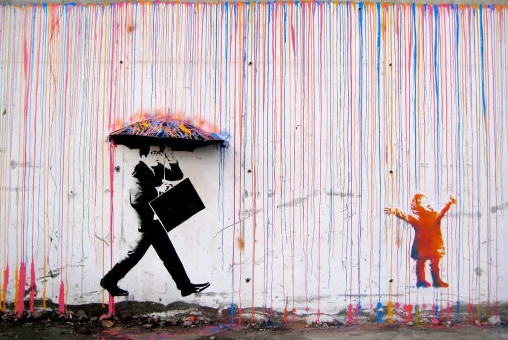 En Pahalı 10 Banksy Eseri