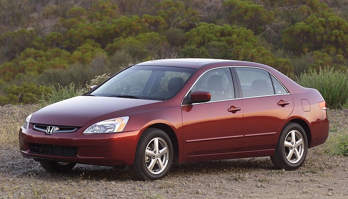 2003 Model Honda Accord
