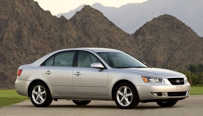 2006 Model Hyundai Sonata