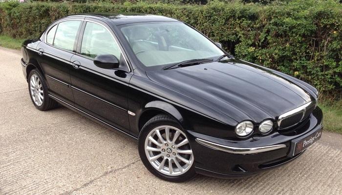 2004 Model Jaguar X-TYPE