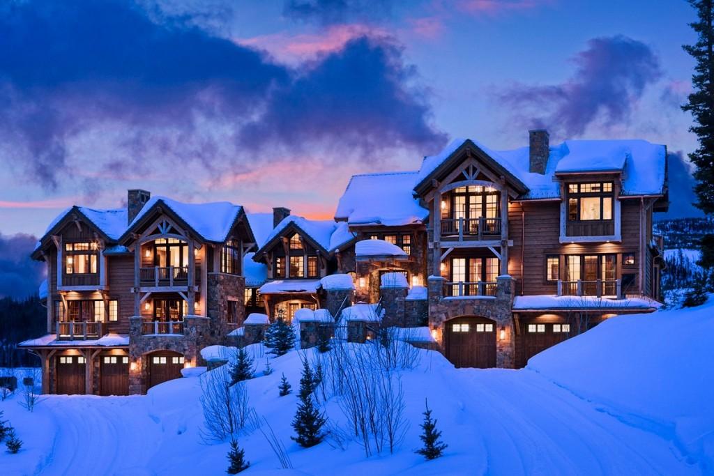 Kışın Kaçamak Yapabileceğiniz Dünyanın En Pahalı 10 Kışlık Evi