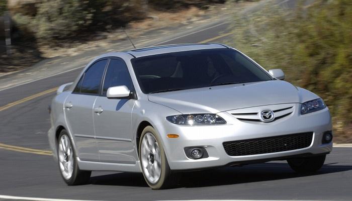2007 Model Mazda 6