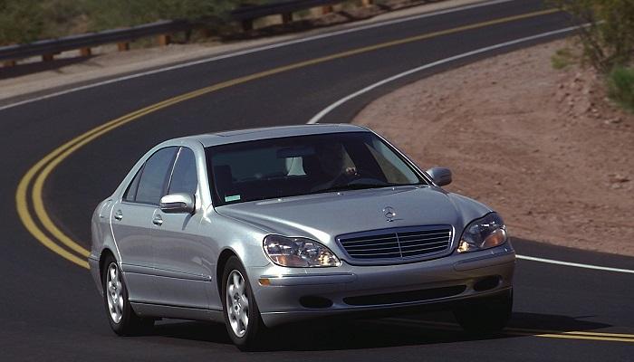 1999 Model Mercedes S Serisi