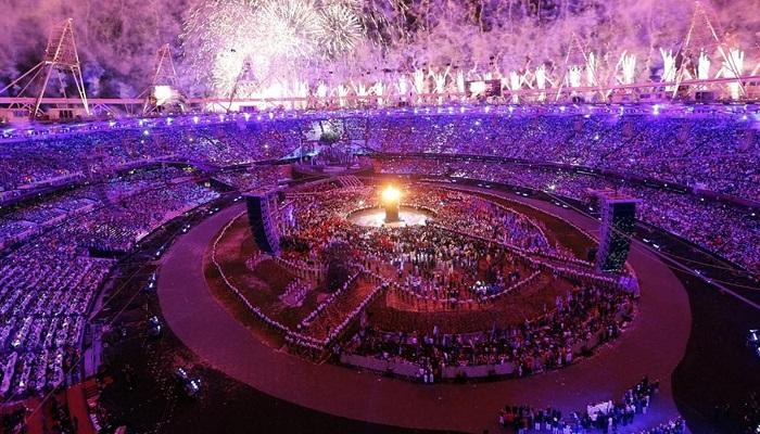 2012 Londra Olimpiyatları Açılış Töreni - Olimpiyat Oyunları