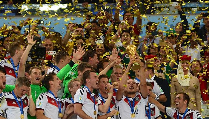 2014 FIFA Dünya Kupası Finali - Futbol