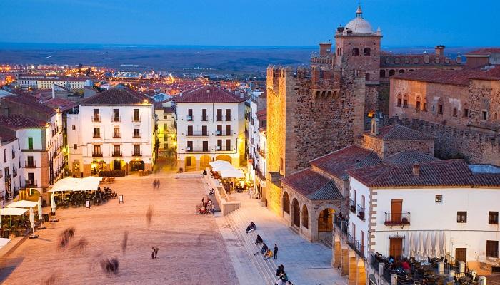 Caceres - İspanya