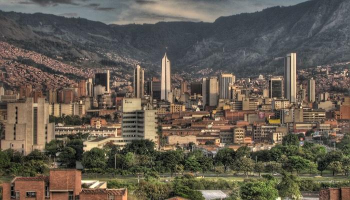 Medellin - Kolombiya