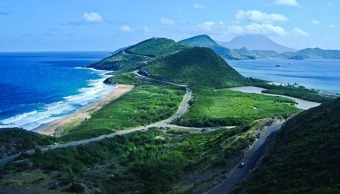 St.Kitts - Hint Adaları