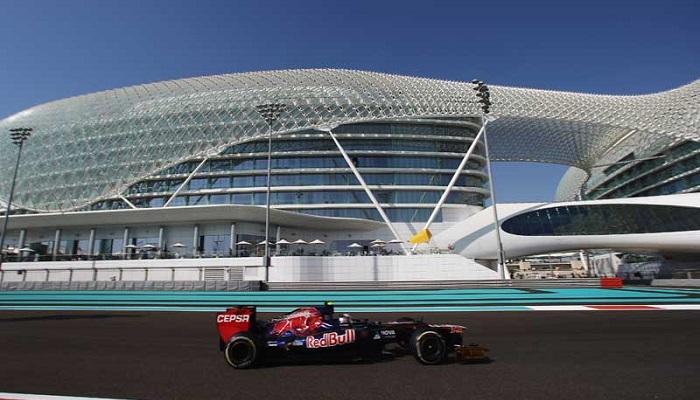 Abu Dabi Grand Prix - F1 Yarışı