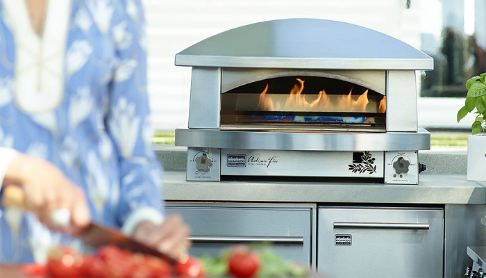 Artisan Outdoor Pizza Oven