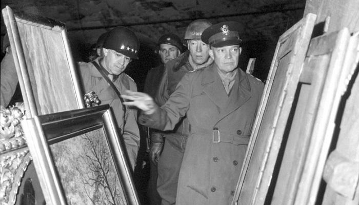 Avrupa Eserlerini Nazilerin Yağmalaması