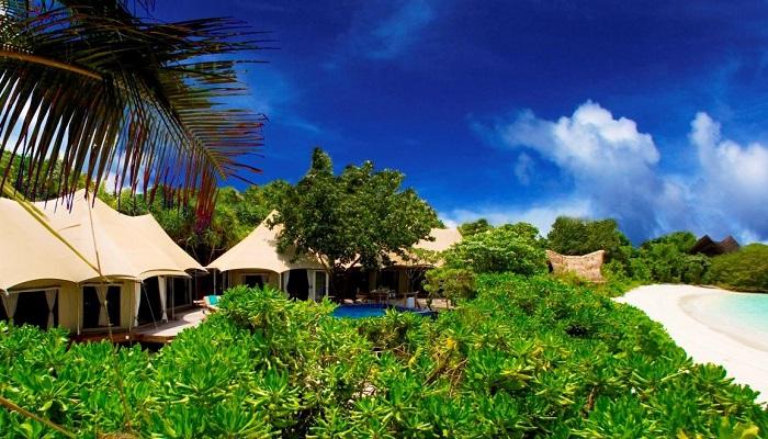 Banyan Tree Madivaru - Maldivler