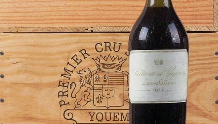 Beyaz Şarap - 1811 Château d'Yquem