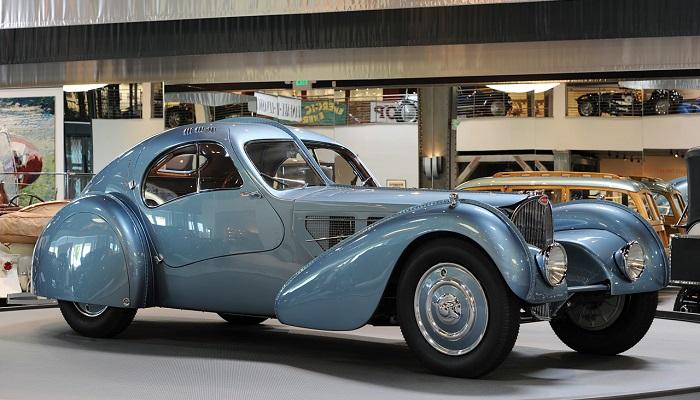 Bugatti Type 57S Atlantik
