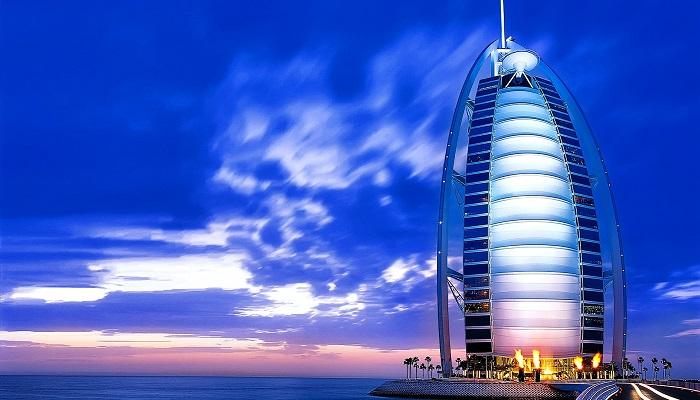 Burj Al Arab Otel - Dubai