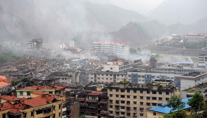 Çin Depremi