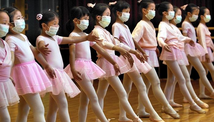 Çin'in SARS Salgını