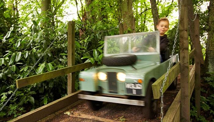 Çocuklara Özel Off Road Arabası