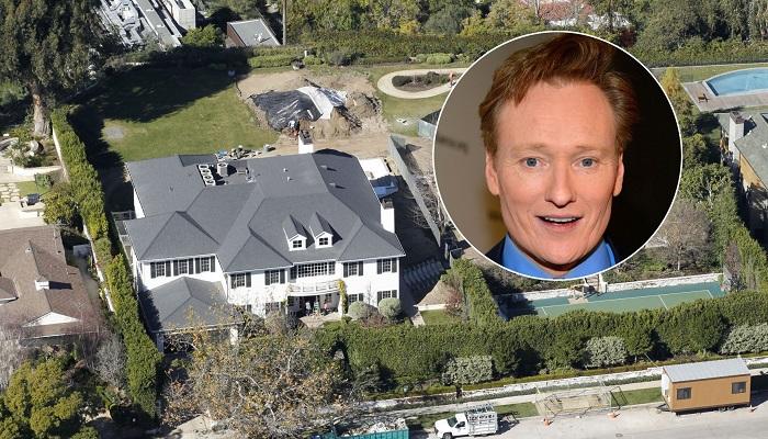 Conan O'Brien - Pacific Palisades Kompleksi