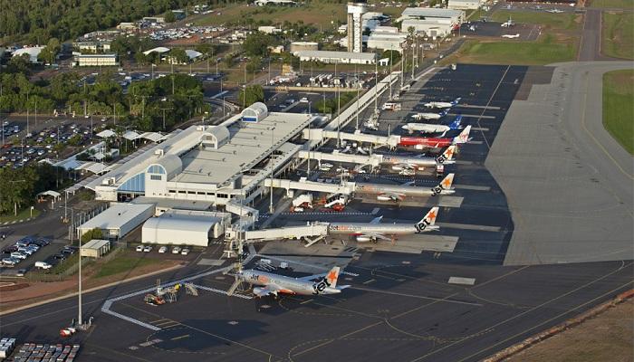 Darwin Uluslararası Havalimanı - Darwin/Avustralya
