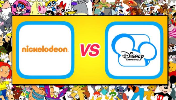 Disney Channel - Nickelodeon