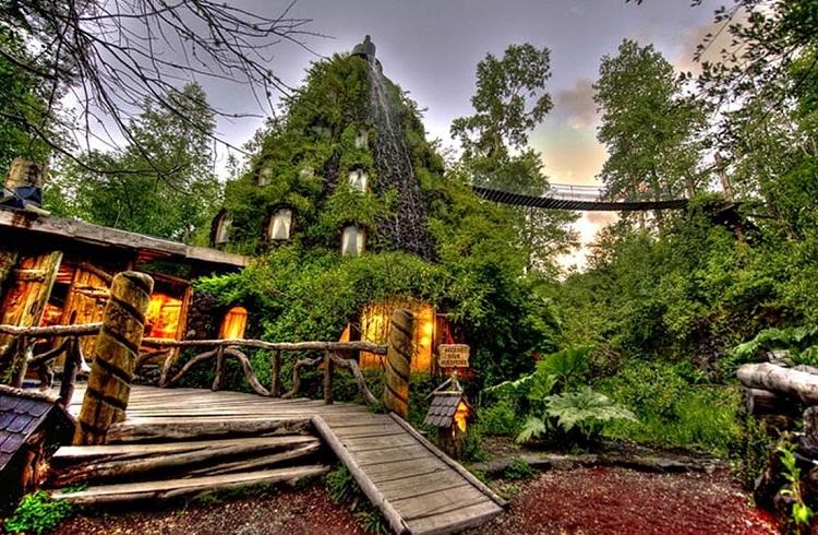 Dünyanın En Garip 10 Oteli