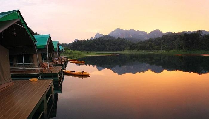 Elephant Hills Rainforest Camp - Tayland