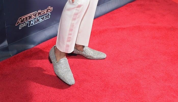Elmas İşlemeli Ayakkabı - Tom Ford