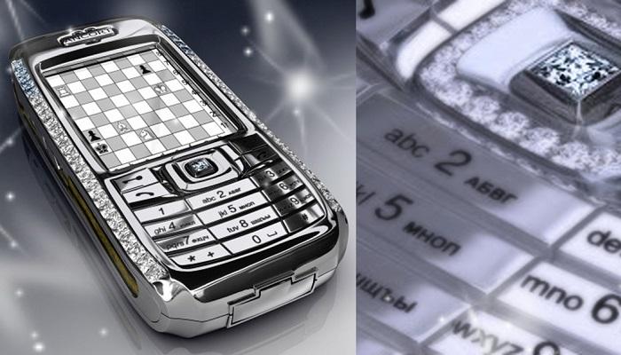 Elmas Kripto Akıllı Telefon