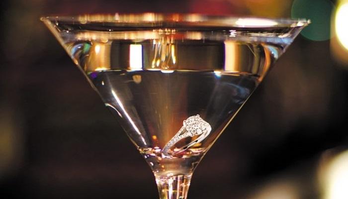 Elmas Martini