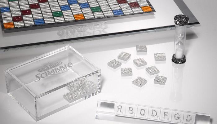 Elmas Scrabble Tahtası