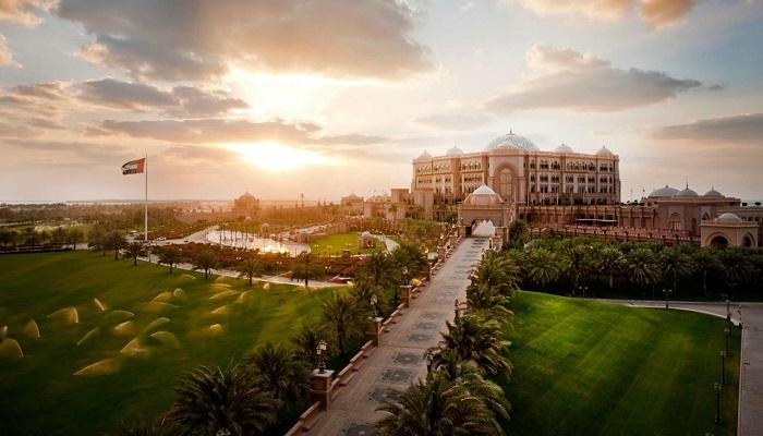 Emirates Palace - Abu Dabi