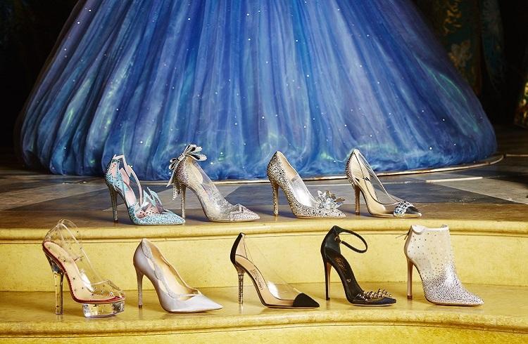 Ayaklarınızı Şımartacak Elmas Kaplı 10 Ayakkabı