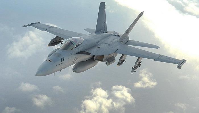 F-18E / F Süper Hornet