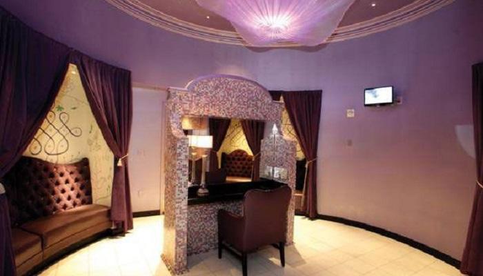 Flirt Lounge Chippendale Tiyatrosu - Las Vegas/Nevada