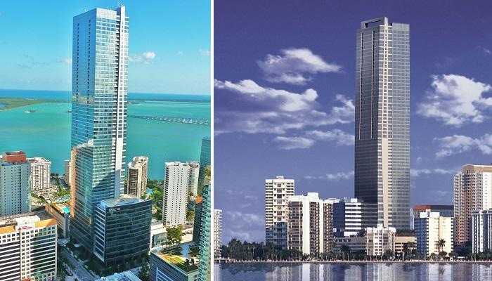 Four Seasons Otel - Miami