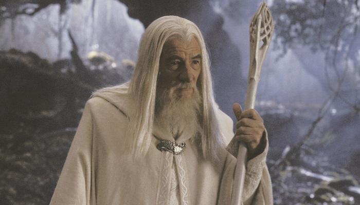 Gandalf'ın Beyaz Asası - Yüzüklerin Efendisi