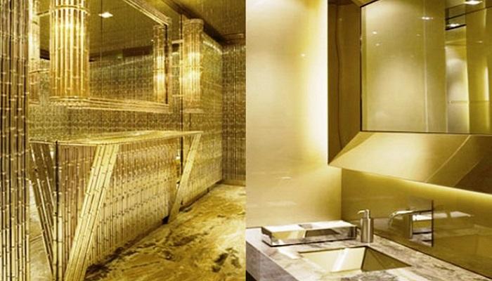 Gold Restoran - Milan/İtalya