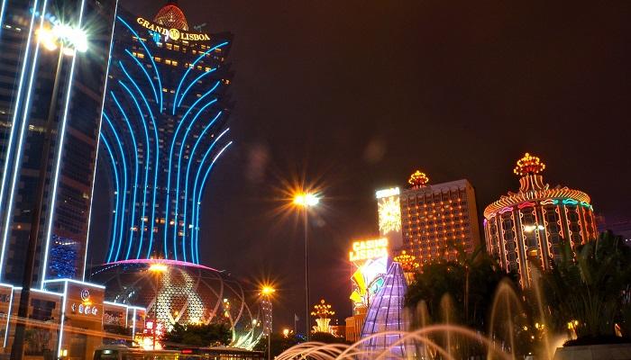 Grand Lisboa – Macau