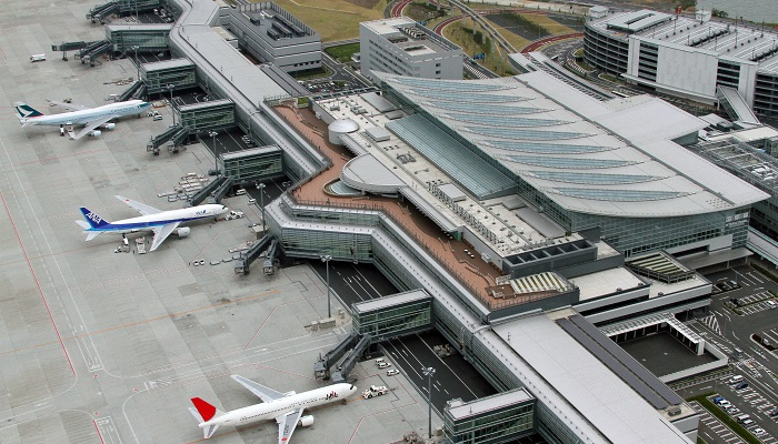 Haneda Havalimanı – Tokyo/Japonya