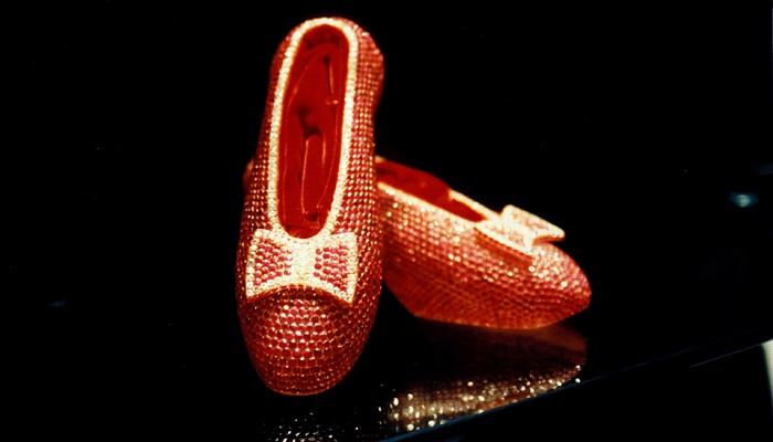 Harry Winston Yakut Ayakkabı