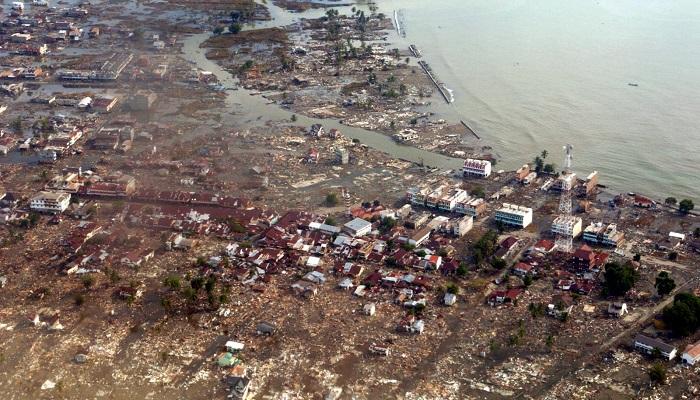 Hint Okyanusu Depremi ve Tsunami
