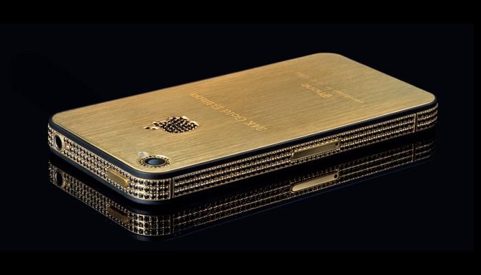 Apple 4S Elite Gold